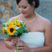 bouquet di girasoli idecoration