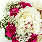 bouquet peonie idecoration