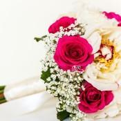 _bouquet peonie e rose idecoration
