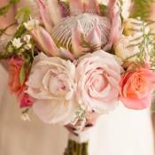 Protea bouquet originali