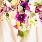 bouquet colorato anemoni iDecoration