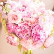 bouquet peonie rosa idecoration