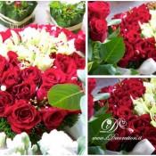 cuori fiori